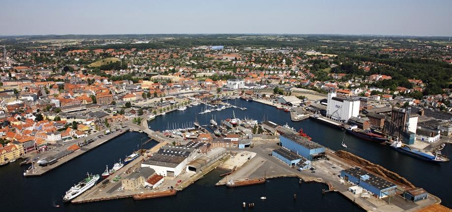Alt Svendborg Havn - Mads Claus Rasmussen